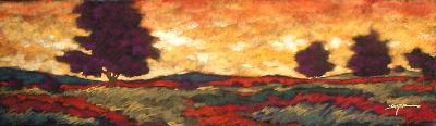 Cline's  Summer song 21x60